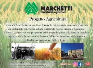 progetto agricoltura